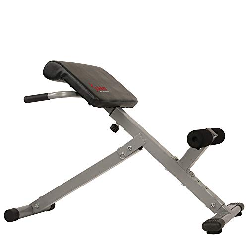 Product Image 5: Sunny Health & Fitness SF-BH6629 45 Degree Hyperextension Roman Chair