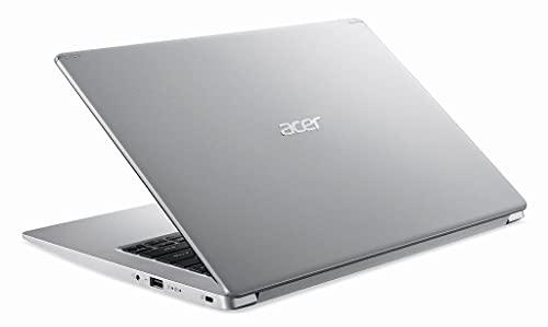 Acer Aspire 5 A514-53-58DL - Ordenador portátil (35,6 cm (14') 1920 x 1080 Pixels 10ª generación de procesadores Intel CoreTM i5 12 GB DDR4-SDRAM 512 GB SSD Wi-FI 6 (802.11ax) Windows 10 Home