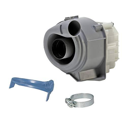 DREHFLEX - MT211 - Umwälzpumpe Pumpe Heizpumpe passt für Bosch Siemens Neff 12019637