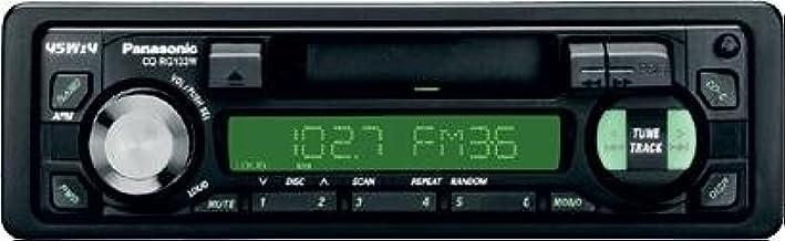Panasonic CQ-RG133W Casette Player// Receiver