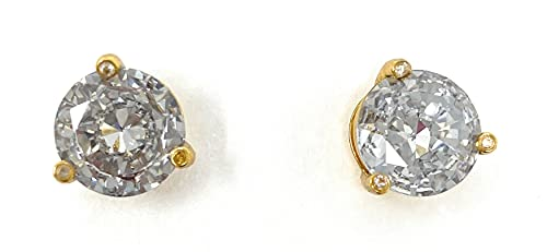 Kate Spade New York Rise and Shine Stud Earrings Clear
