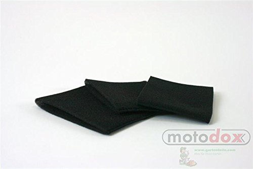 Schaumstofffilter (Nassfilter) 3er-Pack Parkside Nass Trocken Sauger PNTS 1300 C3 Lidl IAN 279418