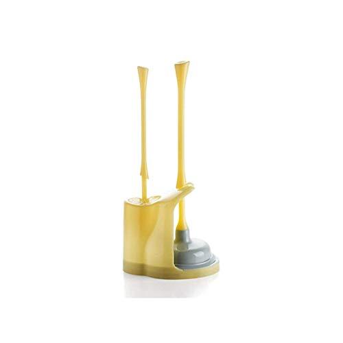 JBP Max Toiletborstel, toiletborstel, losse borstel, kunststof, toiletborstel, reiniging en clearing-B