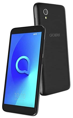 Alcatel 1 (2019) 4G LTE Unlocked 5 inch 8MP Flash 5033D Quad Core Factory Unlocked Android Oreo Worldwide Desbloqueado