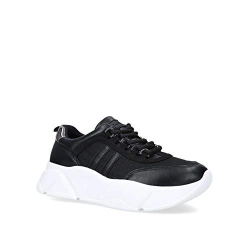 Carvela Kurt Geiger Lassitude Sneakers Talla UK, color Negro, talla 41 EU