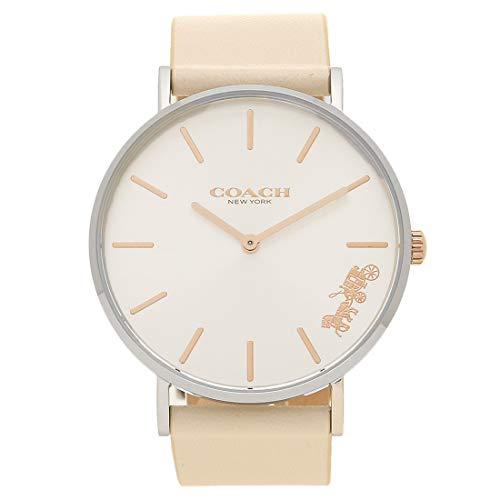 [コーチ]腕時計 レディース COACH 14503117 クリーム シルバー ローズゴールド [並行輸入品]