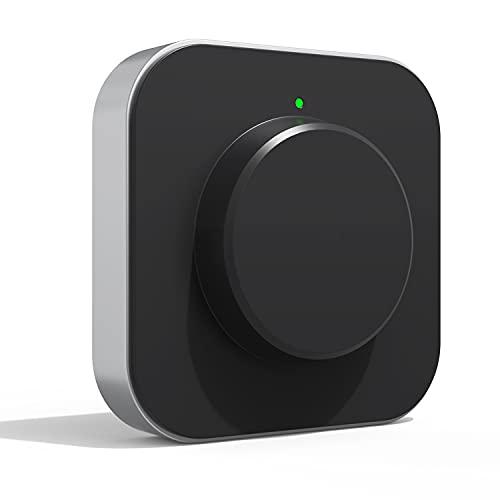 Smart Door Lock WiFi Gateway-SMONET Bluetooth Keyless Entry Keypad Smart Deadbolt Wi-Fi Bridge, TTLock Smart Deadbolt WiFi Hub Work G2 Gateway, G2 Hub with Alexa