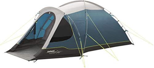 Outwell Cloud 3 Tente à mât Mixte, Bleu, 3-Person