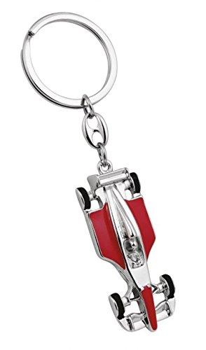 Ten Roter Schlüsselring der Formel 1 cod.EL7099 cm 11,5x3,5x1h by Varotto & Co.