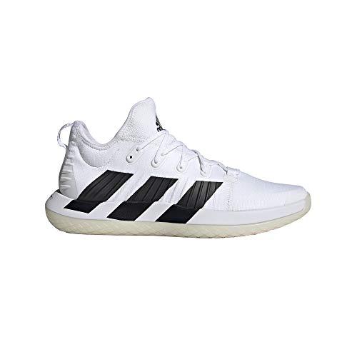 adidas Herren Stabil Next Gen M Sneaker, Ftwbla/Negbás/Rojsol, 41 1/3 EU