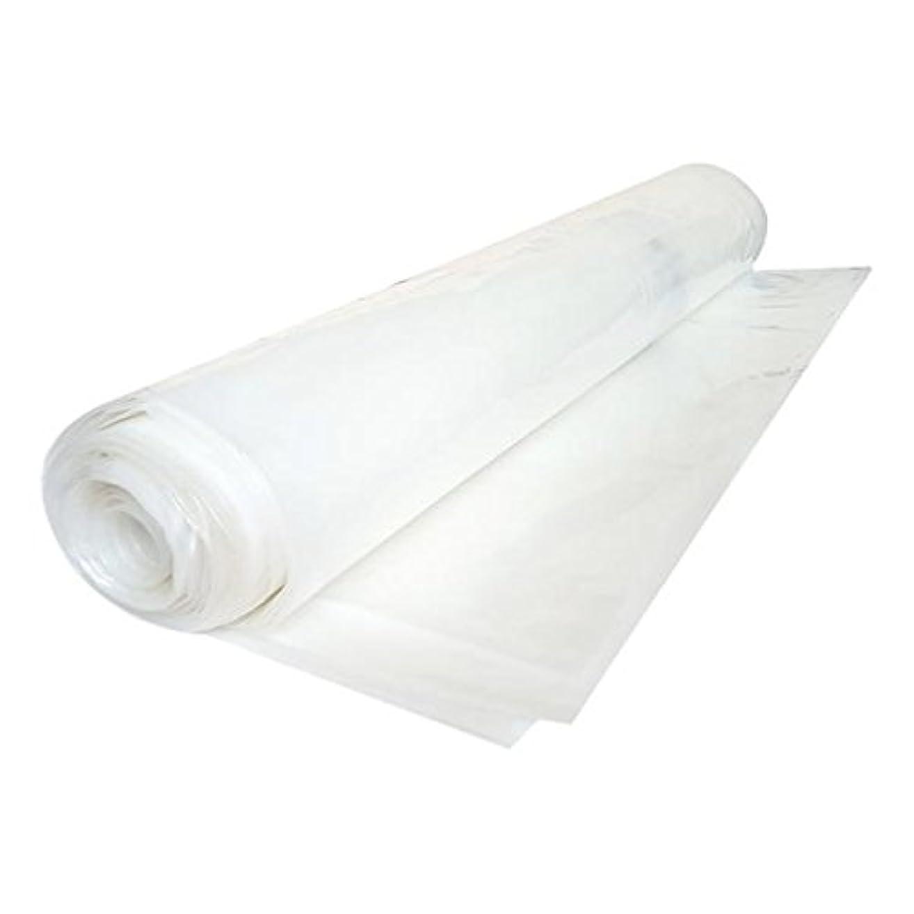 Bootstrap Farmer Greenhouse Plastic 6 mil UV Resistant Clear Polyethylene Film