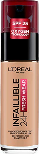 L'Oréal Paris Make-up designer 24H Fresh Wear Base de Maqui