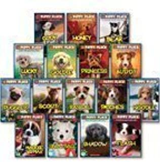 The Puppy Place (23 Box Set: Baxter, Bear, Bella, Buddy, Chewy & Chica, Cody, Flash, Goldie, Honey, Jack, Lucky, Maggie & Max, Muttley, Noodle, Patches, Princess, Pugsley, Rascal, Scout, Shadow, Snowball, Sweetie, and Ziggy)