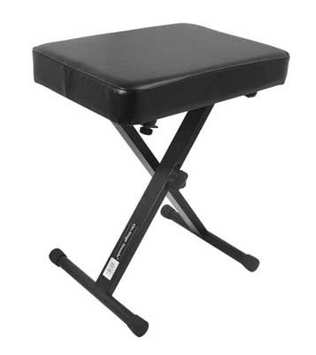 Best Prices! On Stage KT7800 Padded Keyboard Bench