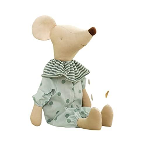 SXDY 35/45 CM Kawaii Mouse Peluche de Juguete Ratón Lindo Muñeco de Peluche Animal Muñeco de ratón Suave Regalo de cumpleaños para niños