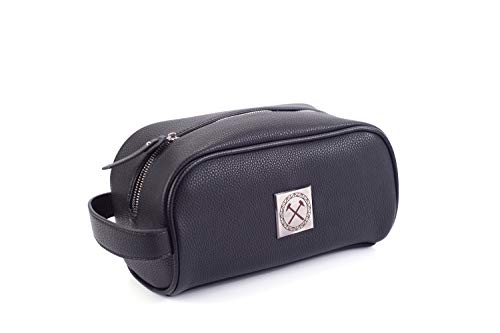 New 2020 Official Merchandise West Ham United Premium Wash Bag. Great West Ham Gift for Dads and Kids. A Perfect West Ham United Gift idea for All Occasions.