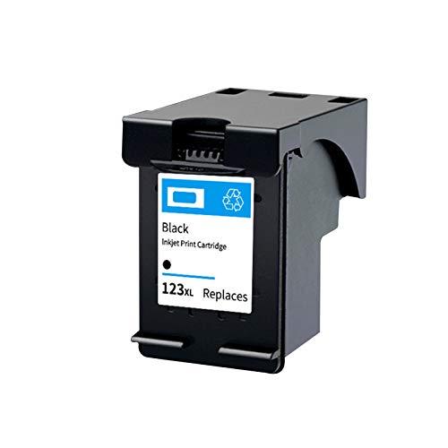 Cartuchos de tinta remanufacturados para impresora HP 1111 1112 2130 2131 2132 3630 1 negro