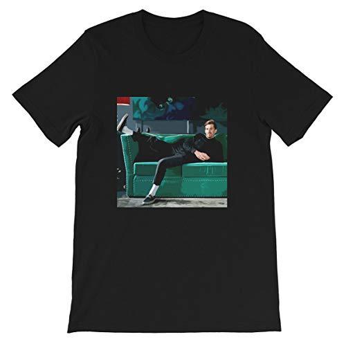 Gwilym Lee Welsh Actor Celebrity Portrait Hollywood Cinema Film Funny Gift for Men Women Girls Unisex T-Shirt (Black-3XL)