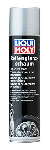 LIQUI MOLY 1609 Reifen-Glanz-Schaum, 400 ml