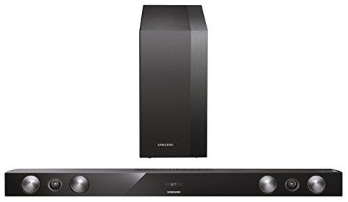 Samsung HW-H430/EN 2.1 Soundbar (290 Watt, Bluetooth, kabelloser Subwoofer, USB) schwarz