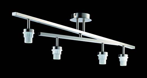 Plafondlamp zonder glas Shine - Loft Modular 4 plafondlamp