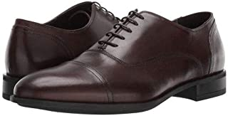 Bruno Magli(ブルーノマリ) メンズ 男性用 シューズ 靴 オックスフォード 紳士靴 通勤靴 Italo - Dark Brown [並行輸入品]