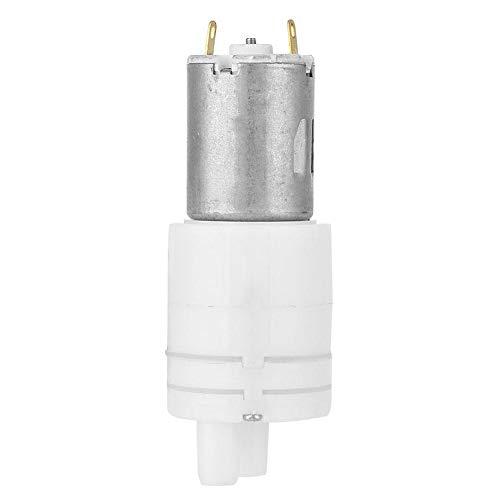 Bomba de agua, 3-6V Bomba de diafragma, Voltaje 3-3.7 V, Velocidad de flujo 0.8-1.2L/MIN, Límite de succión 2 metros, para entornos de bombeo