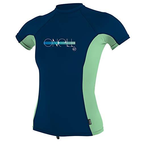 O'Neill - UV-T-Shirt für Mädchen - Performance fit - Mint/Abyss