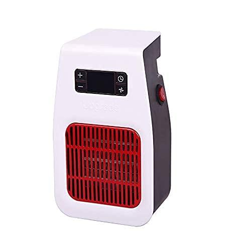 QZH Ventilatore a piedistallo, Riscaldatore Invernale Hone Accessori per Riscaldamento Interno Universale Termoventilatore Rimozione Nebbia per finestre Portatile per la casa