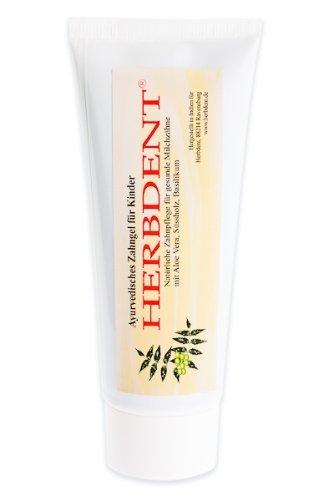 Herbdent Herbdent, Ayurvedisches Zahngel für Kinder, 80 ml