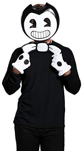 Disguise Bendy - Disfraz para hombre - negro - talla de un talla adulto