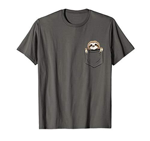 Für Faultier-Fans Lustiges Baby Faultier In Deiner Tasche T-Shirt