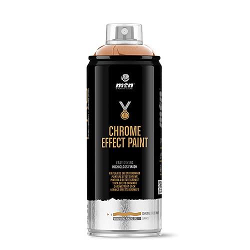 Montana Colors MTN Pro Efectos Metálicos-Cobre Cromado, Spray 400ml