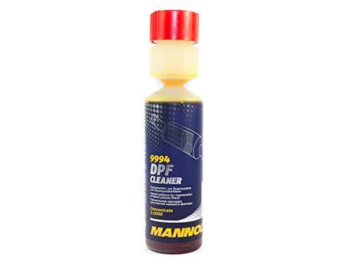 MANNOL DPF-Cleaner Reiniger für Diesel-Partikel-Filter in Fahrzeugen 250 ml