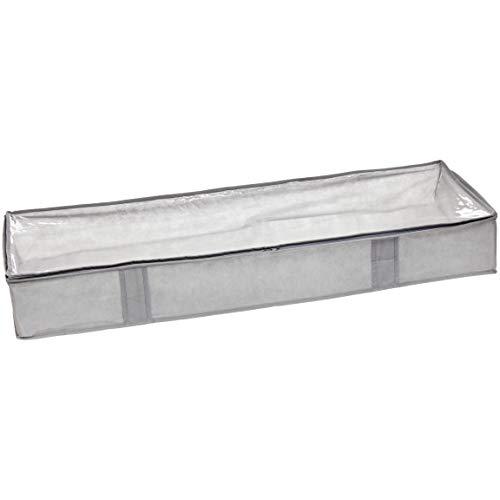 AmazonBasics - Unterbettkommoden mit Reißverschluss, 2 Stück