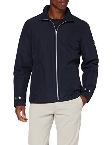 Pierre Cardin Herren Inbetween Jacket Techno Padded Denim Academy Jacke, Blau (Marine 3000), Medium (Herstellergröße: 50)