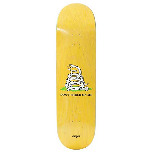 Enjoi Skateboards Don't Shred - Tavola da Skateboard, 8,5 cm