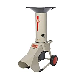 Cramer Broyeur de végétaux électrique KMEISTER 2400W – 370 kg/h – Capacité 40 mm