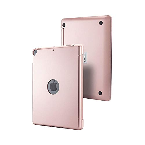 Keyboard Case For iPad 10.2 2019 Air 3 10.5 Laser Touchpad Backlight Wireless Bluetooth Cover For iPad Pro 10.5+Stylus-c keyboard_set