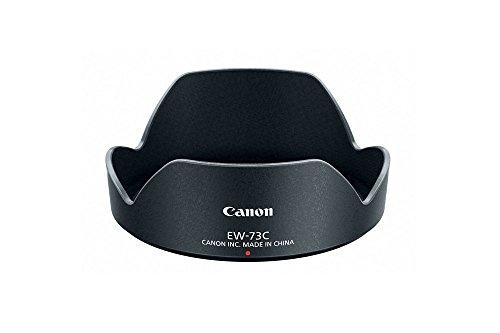 Canon EW-73C Paraluce per EF-S 10-18 mm f/4,5-5,6 IS STM, Nero/Antracite