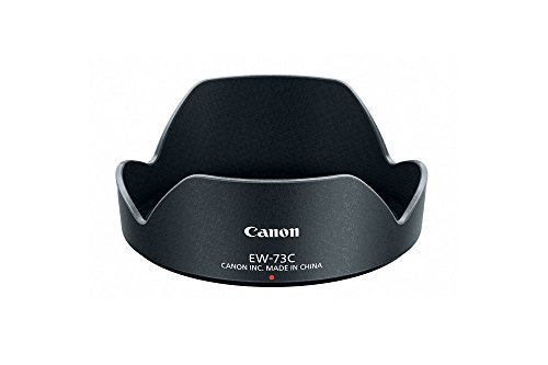 Canon EW-73C Paraluce per EF-S 10-18 mm f/4,5-5,6 IS STM, Nero/Antracite