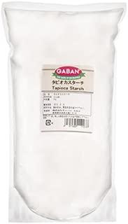 GABAN タピオカスターチ 1kg