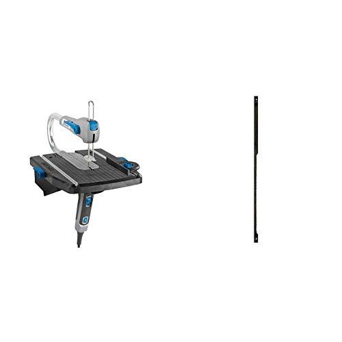 Dremel Dekupiersäge MS20-1/5 (5 Zubehöre, 1 Vorsatzgerät, 70 Watt)+Dremel MS53 Moto-Saw Zubehör