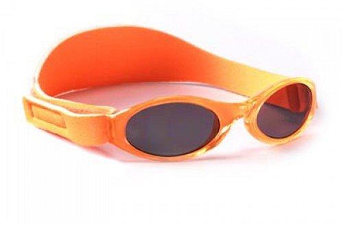 BabyBanz BB006 Unisex - Baby Babykleidung/ Accessoires/ Sonnenbrillen, Gr. One Size Orange (Orange) (Orange)