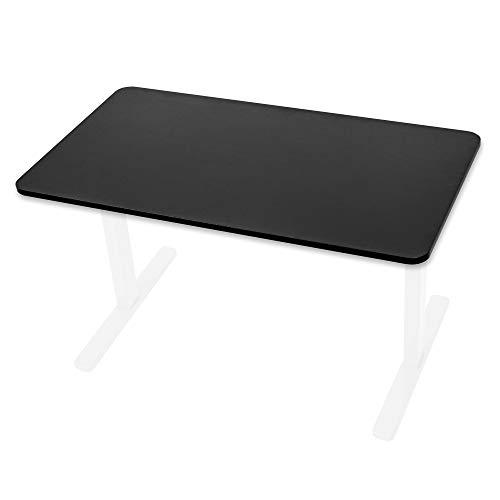 Duronic TT157BK Sobremesa para marco de escritorio, tabla de 150 cm x 70 cm compatible con la gama...