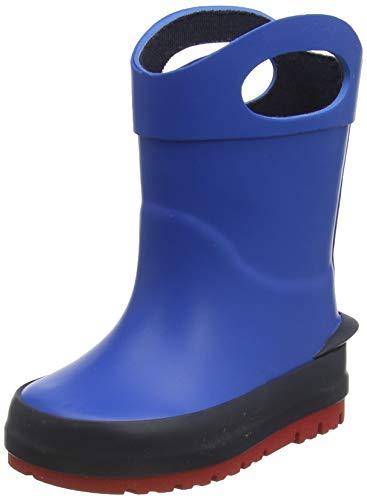 Clarks Jungen Mudder Race T Gummistiefel, Blue, 27 EU