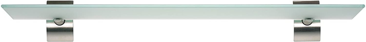 Atlas Homewares PHSF-SS Zephyr Collection 25-Inch Shelf, Stainless Steel