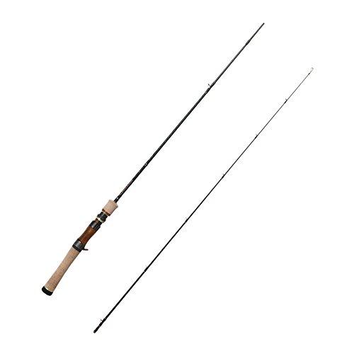 shimano baitcasting rods Major Craft Fine Tail Series Baitcast Rod FSX B502 L (1855)