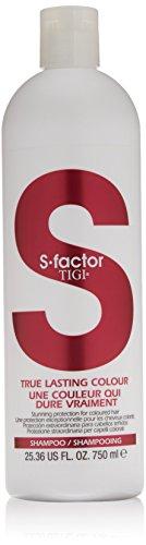 Tigi S-Factor True Lasting Colour Champú - 750 ml