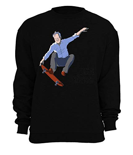 Shut Up Stellar Skateboard Unisex-Sweatshirt Large